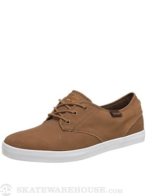 Habitat Garcia Shoes  Nutmeg