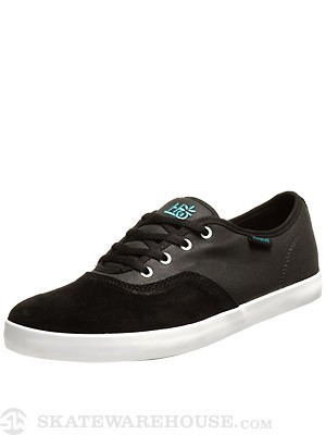 Habitat Expo Shoes  Black & Teal