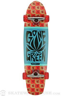 Habitat Gone Green Hemp Cruiser Complete  8 x 30.5