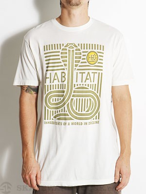 Habitat King Cobra Tee Natural SM