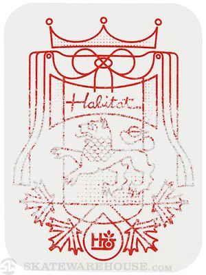 Habitat Regalia Sticker