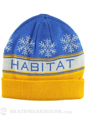 Habitat Slope Beanie Royal