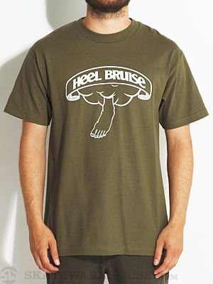 Heel Bruise Cloud Tee Military MD