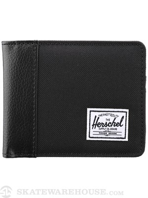 Herschel Edward Wallet Black