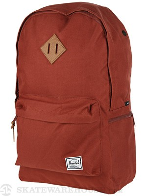 Herschel Heritage Plus Backpack Rust
