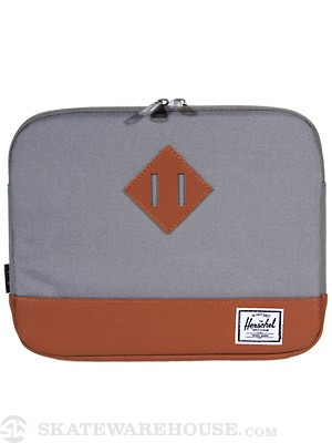 Herschel Heritage Sleeve for IPad  Grey