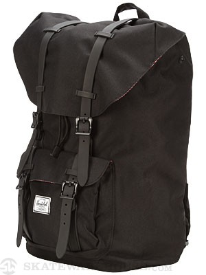 Herschel Little America WP Backpack Black