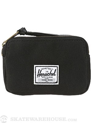 Herschel Oxford Wallet Black