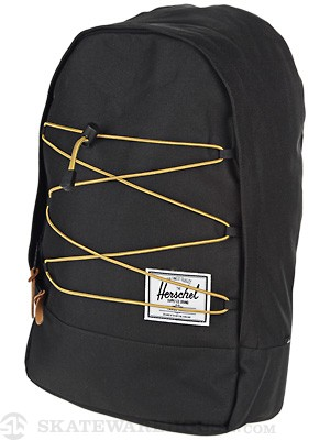 Herschel Quarry Backpack Black