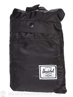 Herschel Packable Rain Cover  Black
