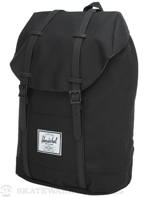 Herschel Retreat Weather Pack Backpack Black/Blk