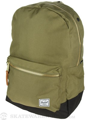Herschel Settlement Backpack Army/Black