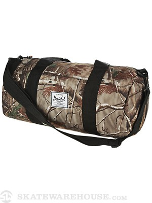 Herschel Sutton Mid Duffle Bag Real Tree