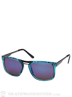 Happy Hour Braydon Kingston's Shades  Blue/Black