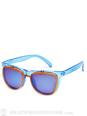 Happy Hour Dickson Da Bears Shades Blue/Orange