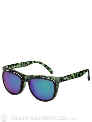 Happy Hour Dickson DUEyes Shades  Green Tortoise
