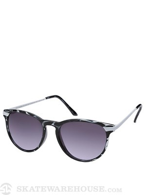 Happy Hour Les Chandelles Shades  White Tortoise/Black