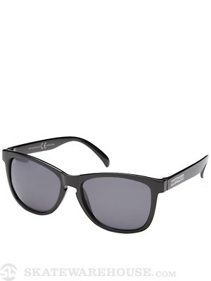 Happy Hour Palermo Polarized Shades Gloss Black