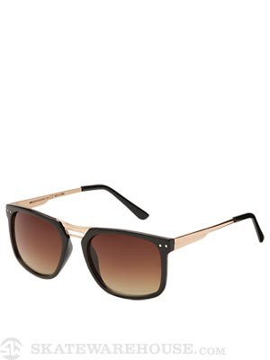 Happy Hour Romar Kingstons Shades  Black/Gold Steel