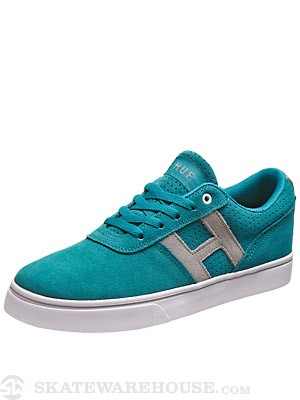 HUF Choice Shoes  Lake Blue/Grey