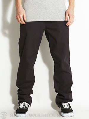 HUF Fulton Pants Graphite 34