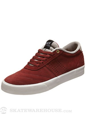 HUF Galaxy Shoes  Wine/Aluminum