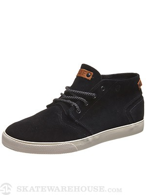 HUF Mercer Shoes  Black/Cream