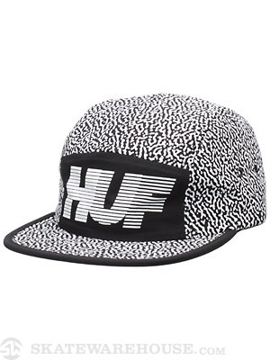HUF Memphis 10K Volley Hat Black