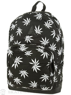 HUF Plant Life Backpack Black