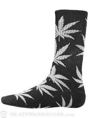 HUF Plant Life Socks Black
