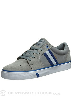 HUF Pepper Pro Shoes  Ash/Royal