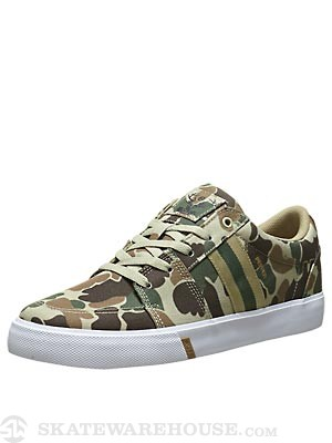 HUF Pepper Pro Shoes  Duck Camo
