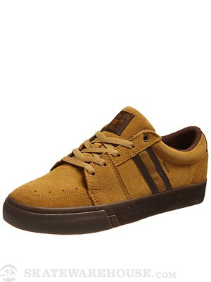 HUF Pepper Pro Shoes  Gold/Russet