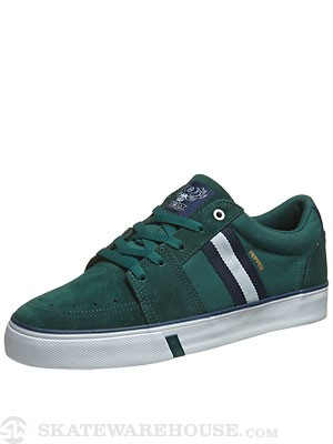 HUF Pepper Pro Shoes  Pine/Navy