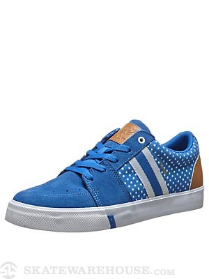 HUF Pepper Pro Shoes  Royal Stars