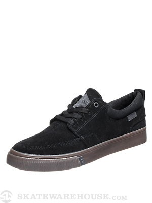 HUF Ramondetta Pro Shoes  Black/Gum