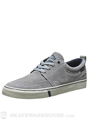 HUF Ramondetta Pro Shoes  Grey Perf
