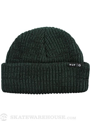 HUF Usual Beanie Hunter Green