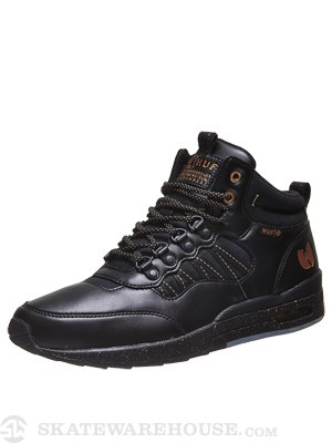 HUF x Wu Tang HR-1 Shoes  Black