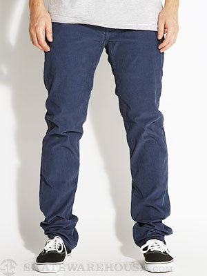 Hurley 84 Slim Cord Pants Mosaic Blue/MSC 28