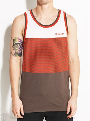 Hurley Blockade Tank Grey XL