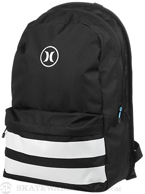 Hurley Block Party Backpack Black