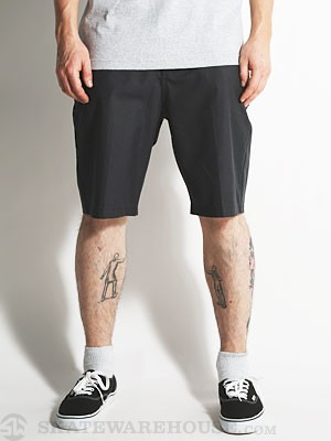 Hurley Barber Chino Shorts Black 28