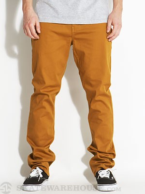 Hurley Corman 3 Chino Pants Cork 28