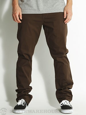 Hurley Corman 2.0 Chino Pants Brown 28