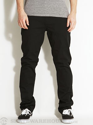 Hurley Corman 3 Chino Pants Black 34