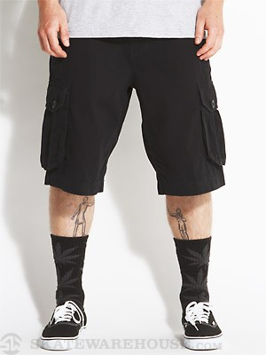 Hurley One & Only Cargo Shorts Black 28