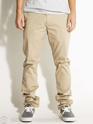 Hurley Corman 2.0 Chino Pants Sandstorm 30