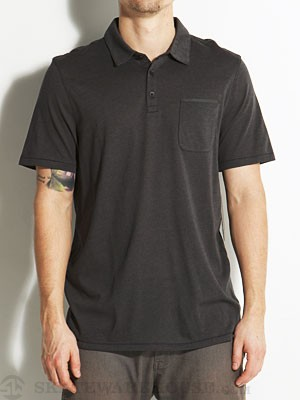 Hurley Dri Fit Kontra Polo Black SM