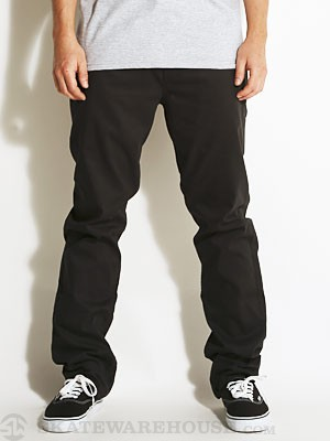 Hurley Dri Fit Chino Pants Black 30